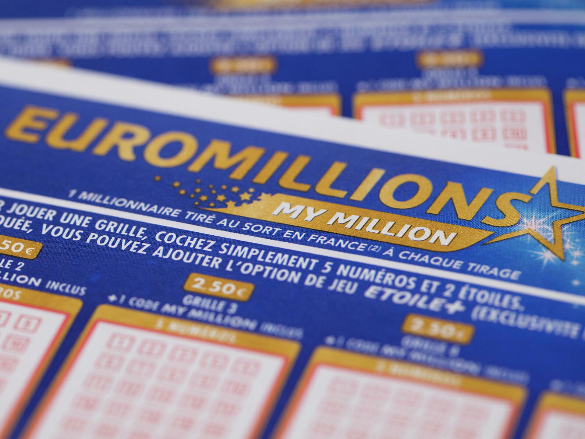 Euromillions | résultats et rapport de gains de l'euromillion en direct | dernier tirage ce vendredi 22 janvier 2021