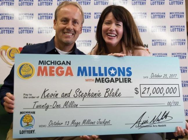 Syndikat, mega millioner vinnere