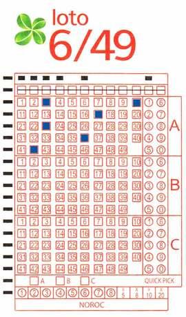 6 slutningen 45 vindende numre - østrigske lotteriresultater