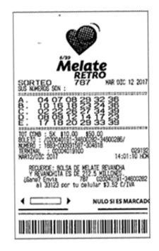 Melate résultats | numéros de loterie mexicaine | lotosourire