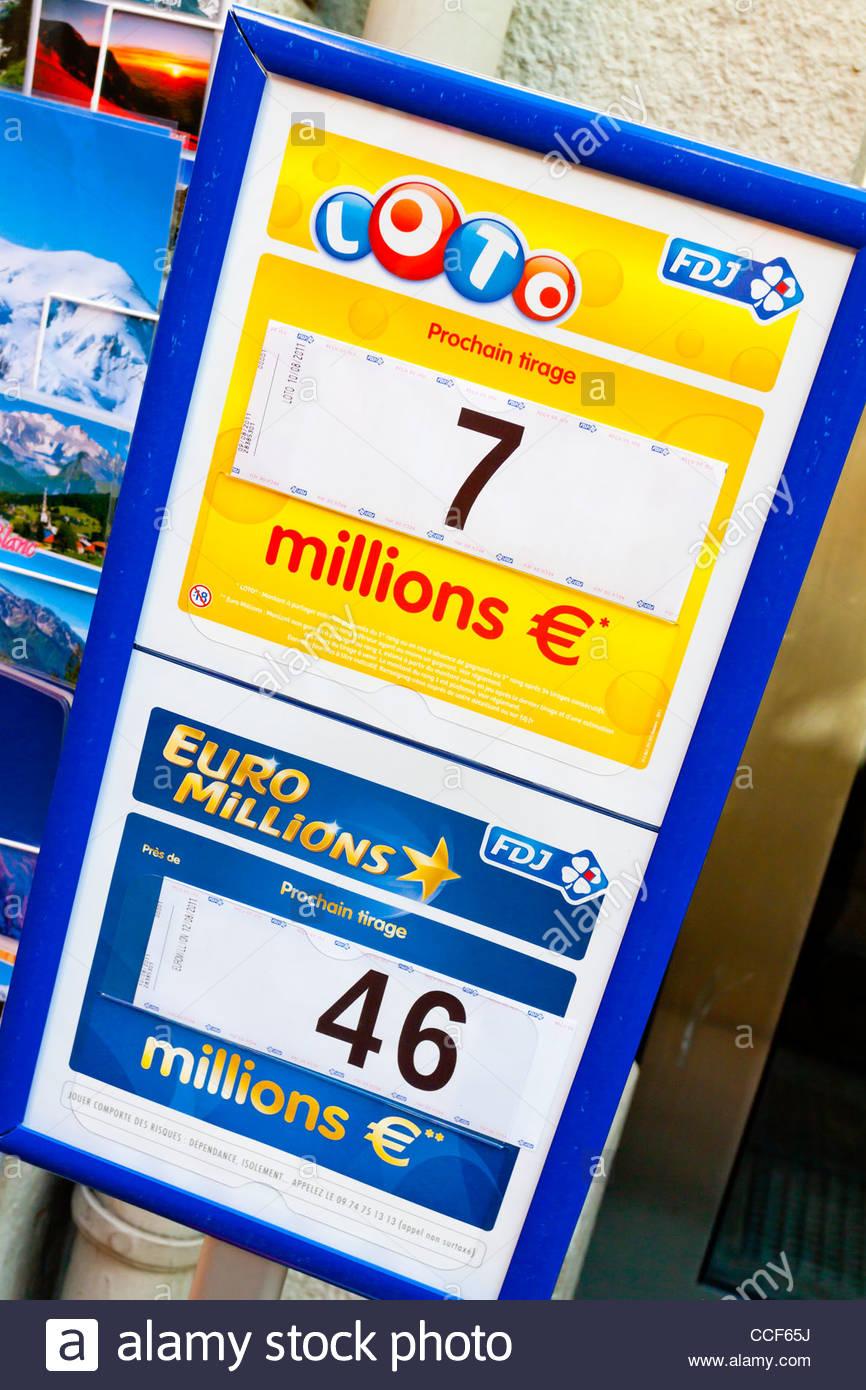 Les résultats des tirages du loto français : chaque lundi, mercredi et samedi à 20h40 :