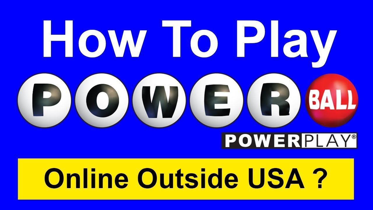 How to play the powerball lottery