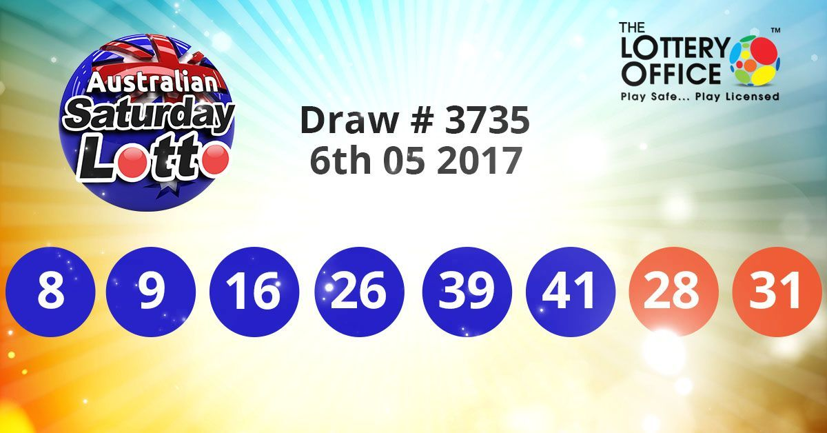 Australia wednesday lotto latest results